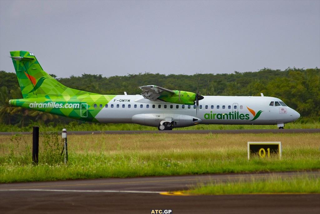 ATR72-600 Air Antilles F-OMYM