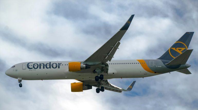 B767-300ER Condor D-ABUB