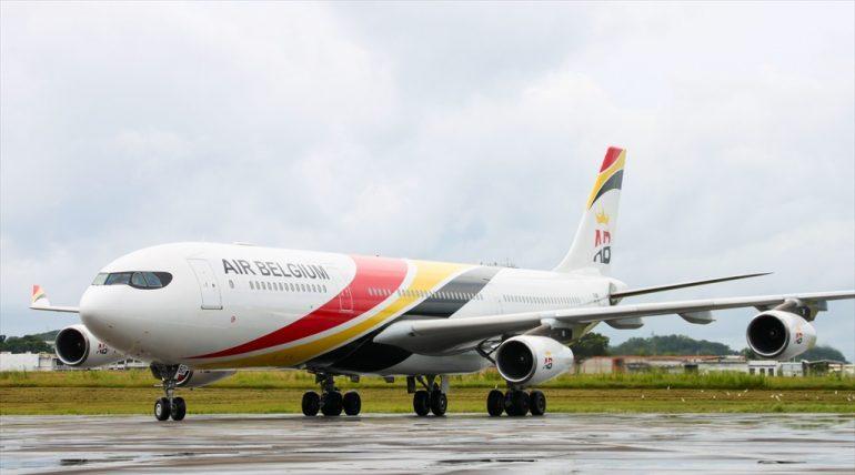 A340-300 Air Belgium OO-ABD