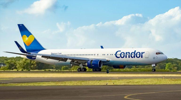 B767-300 Condor D-ABUI
