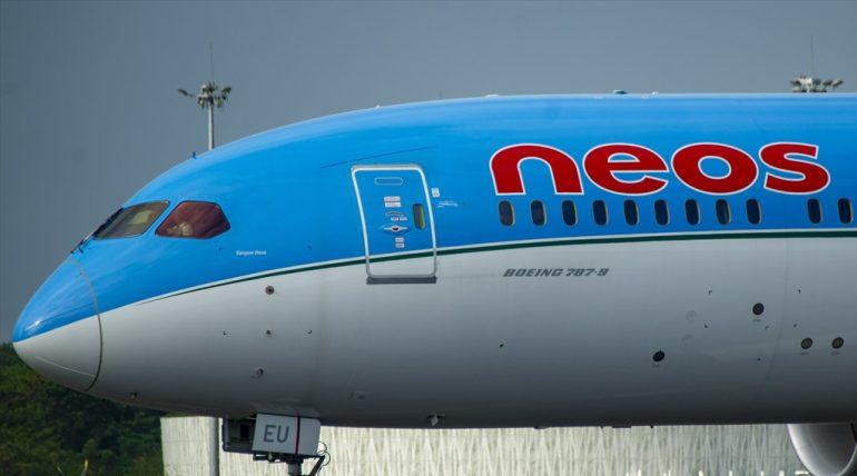 B787-9 Neos EI-NEU