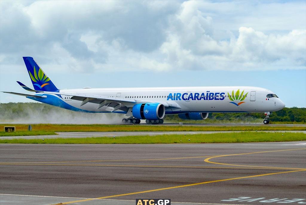 A350-1000 Air Caraïbes F-HTOO