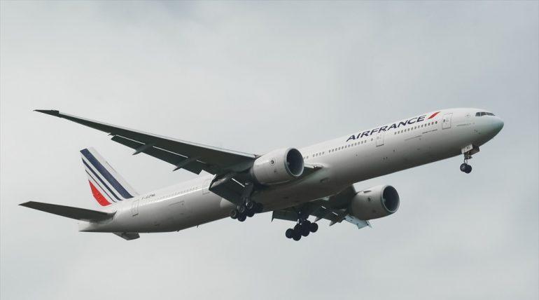 B777-300ER Air France F-GZNL