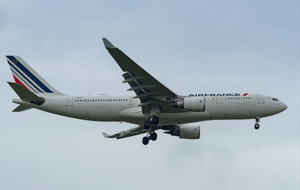 A330-200 Air France F-GZCN