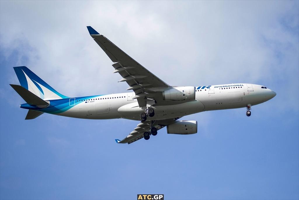 A330-200 Corsair F-HCAT