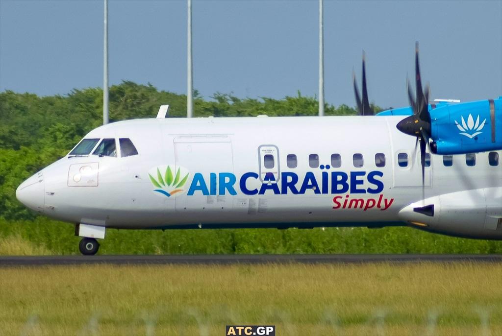 ATR72-500 Air Caraïbes F-OIJK