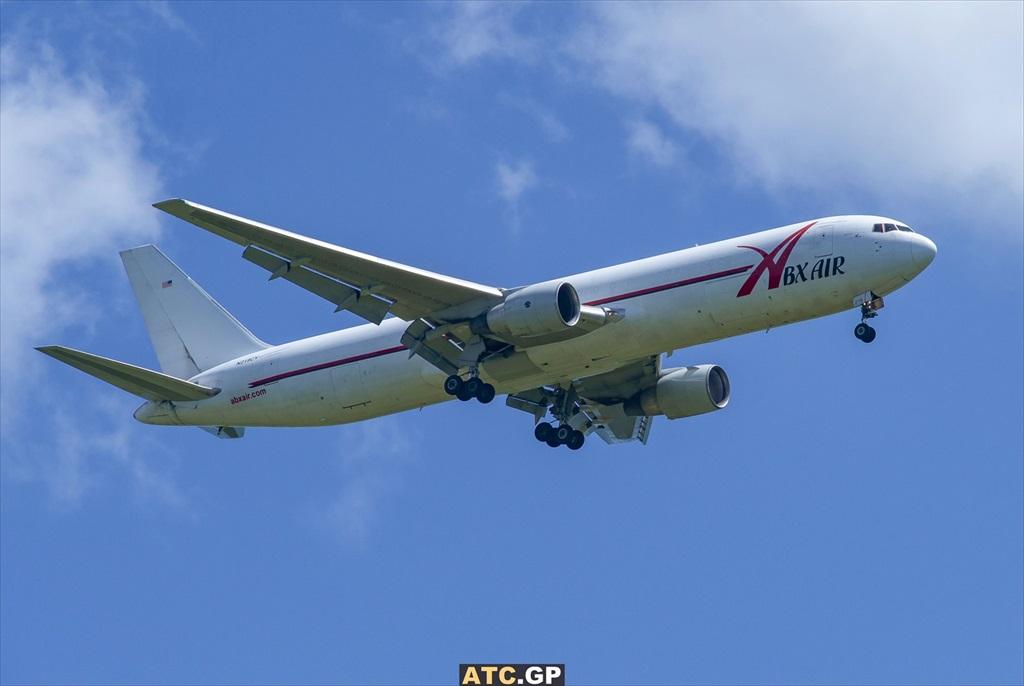 B767-300BDSF ABX Air N219CY