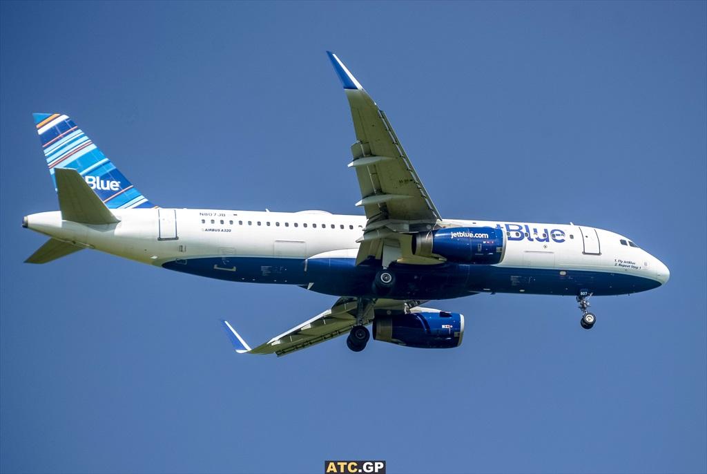 A320-200 jetBlue N807JB