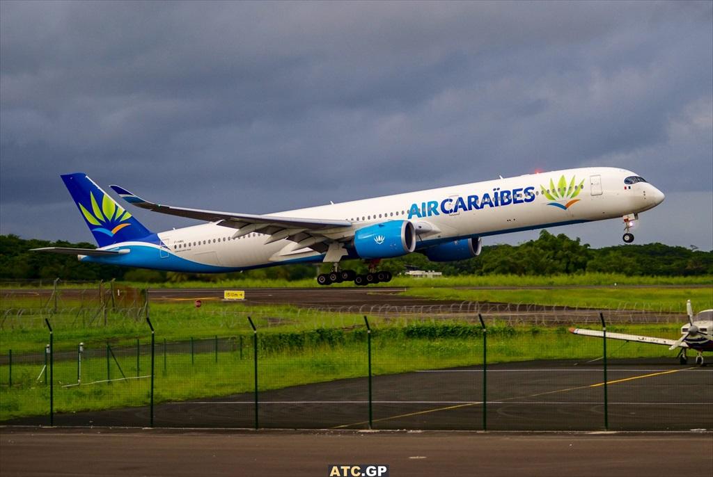 A350-1000 Air Caraïbs F-HMIL