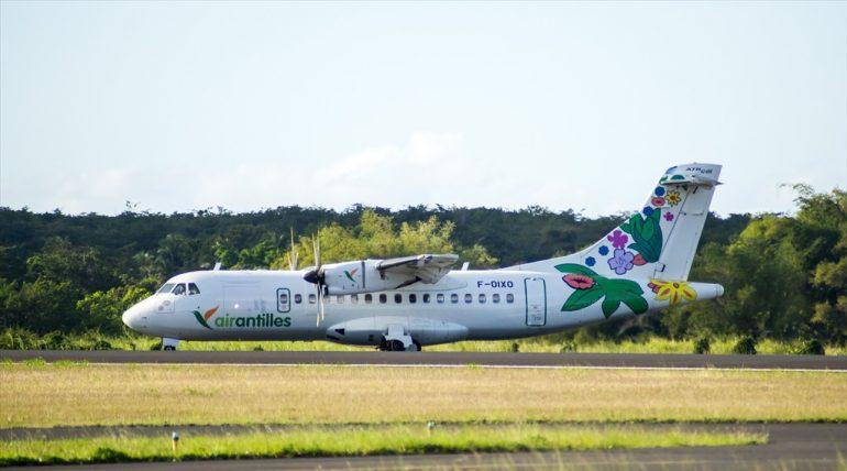 ATR42-600 Air Antilles F-OIXO