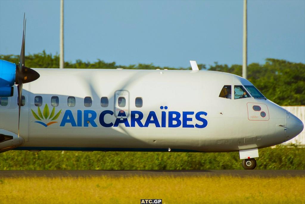 ATR72-600 Air Caraïbes F-OSIV