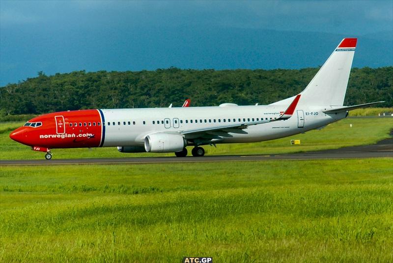 B737-800 Norwegian EI-FJO