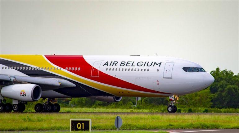 A340-300 Air Belgium OO-ABA