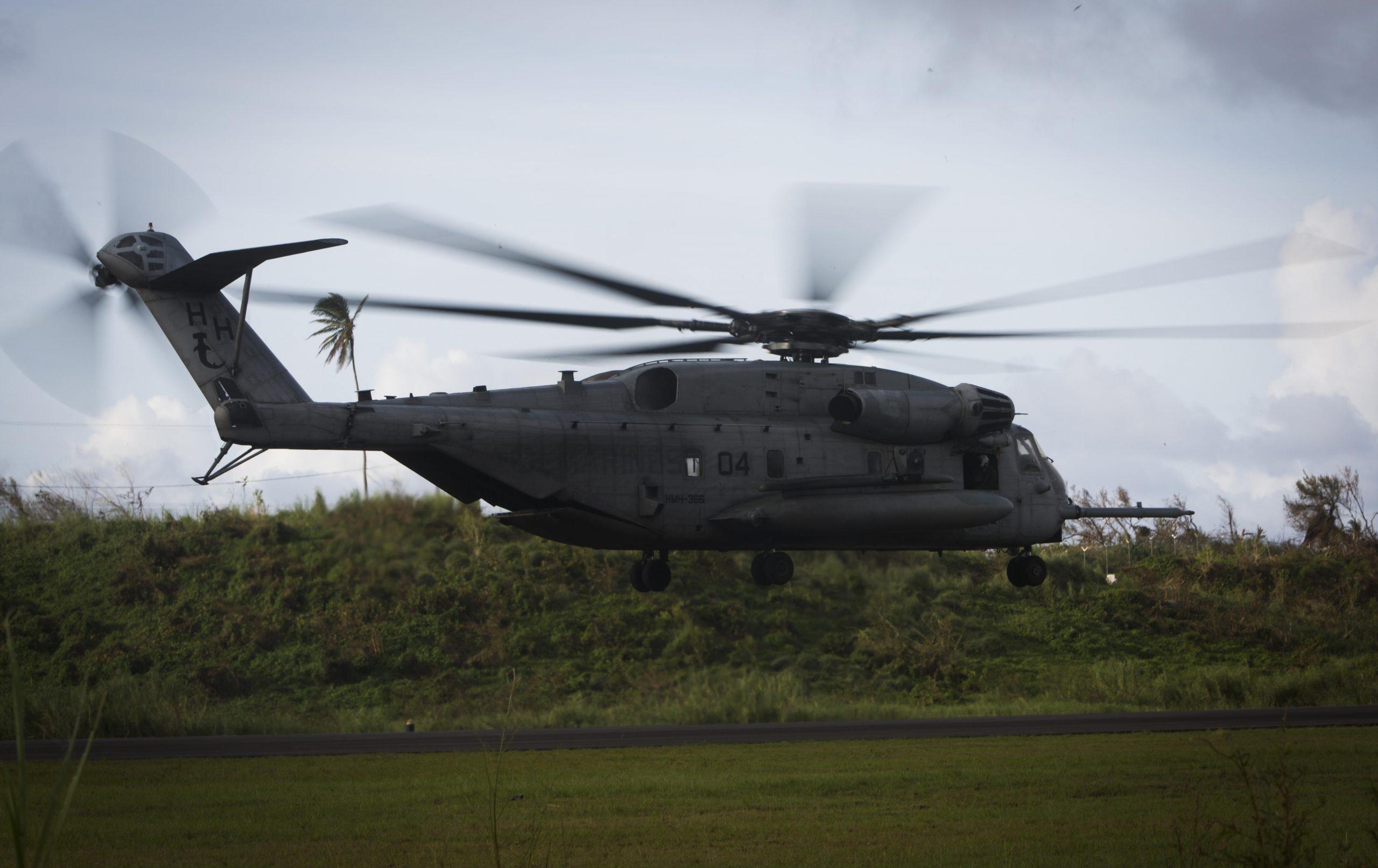 CH-53E Super Stallion