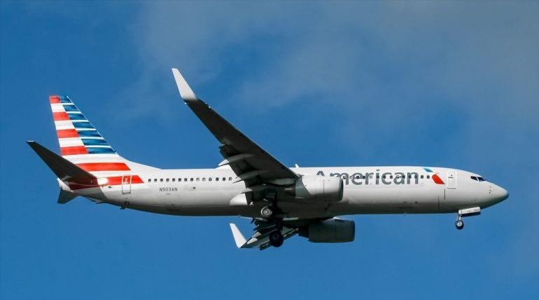 B737-800 American N903AN