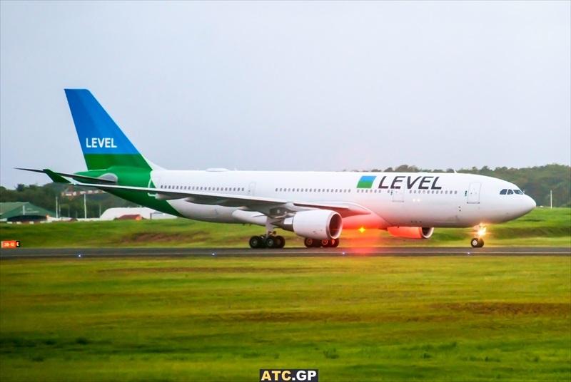 A330-200 Level F-HLVL