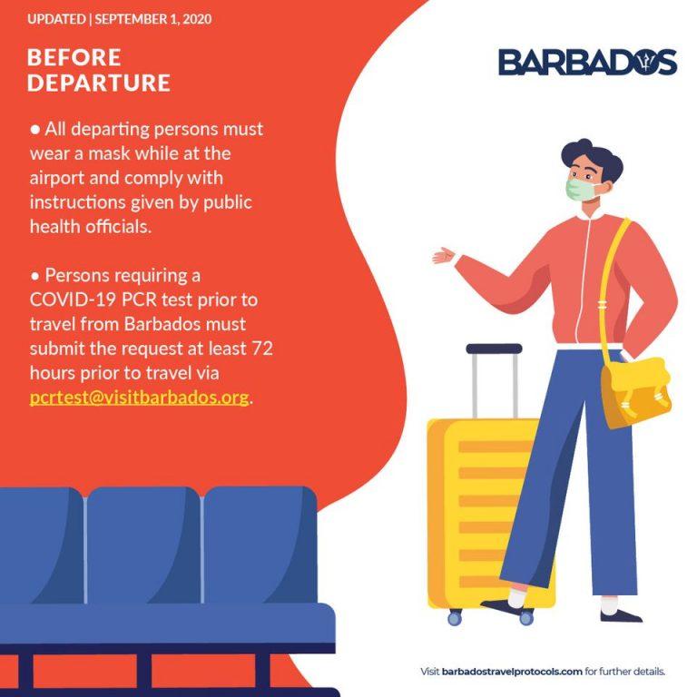Barbados Travel Protocols