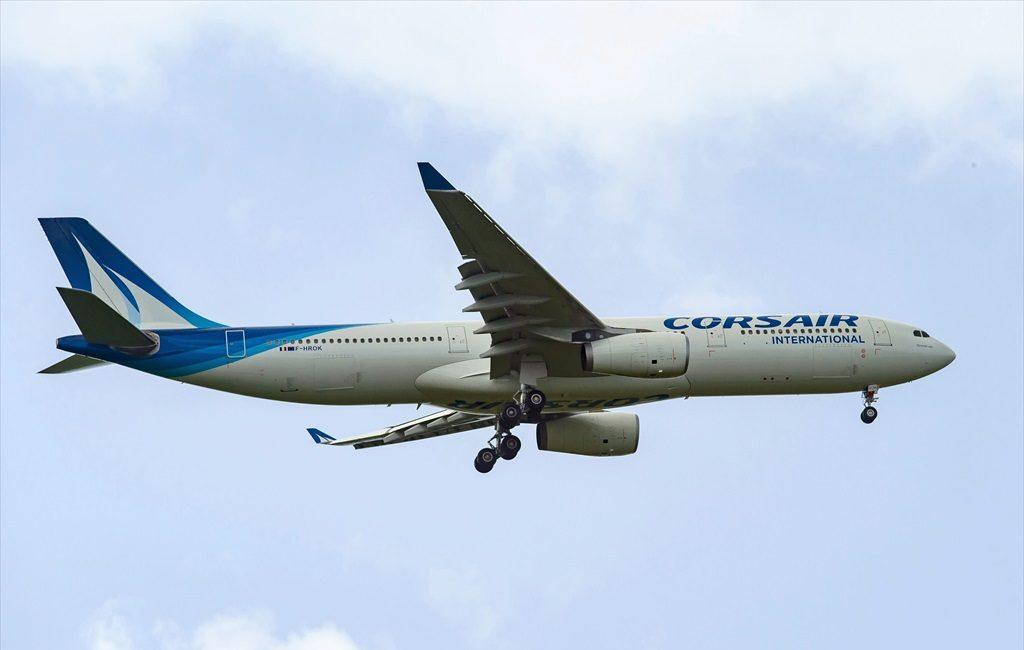 A330-300 Corsair F-HROK