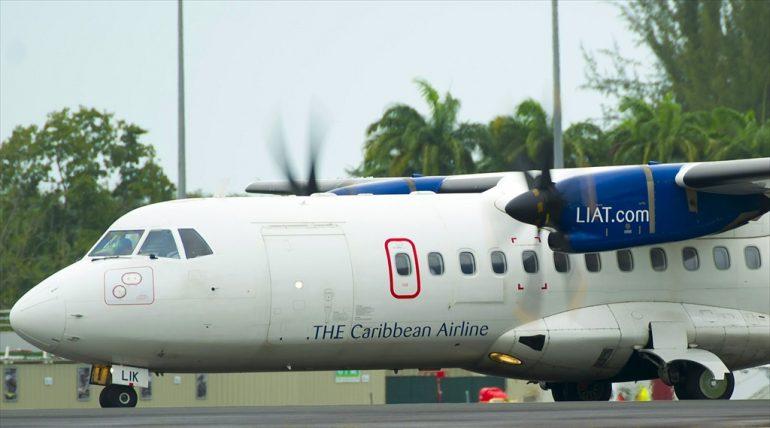 ATR42-600 LIAT V2-LIK