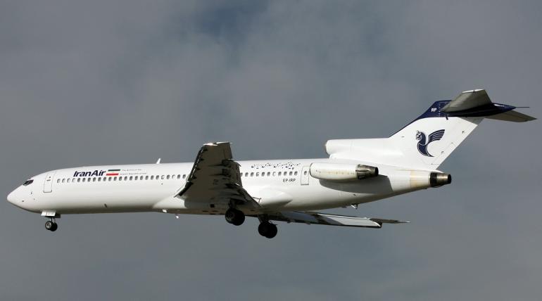Boeing 727-286 Iran Air