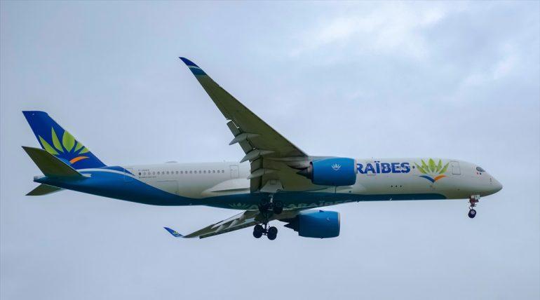 A350-900 Air Caraibes F-HHAV