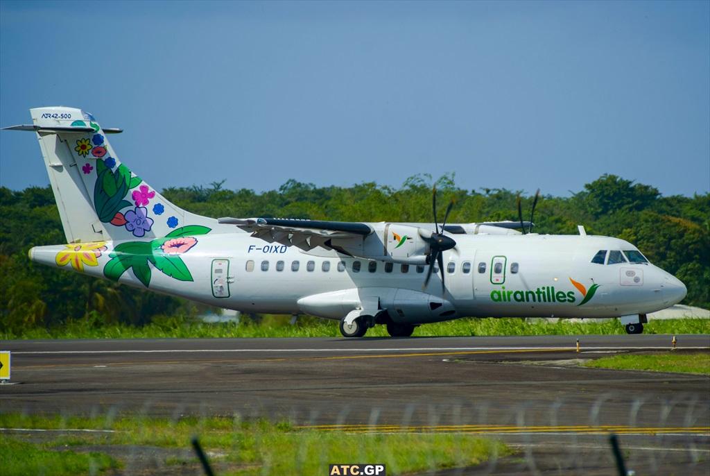 ATR42-500 Air Antilles F-OIXD