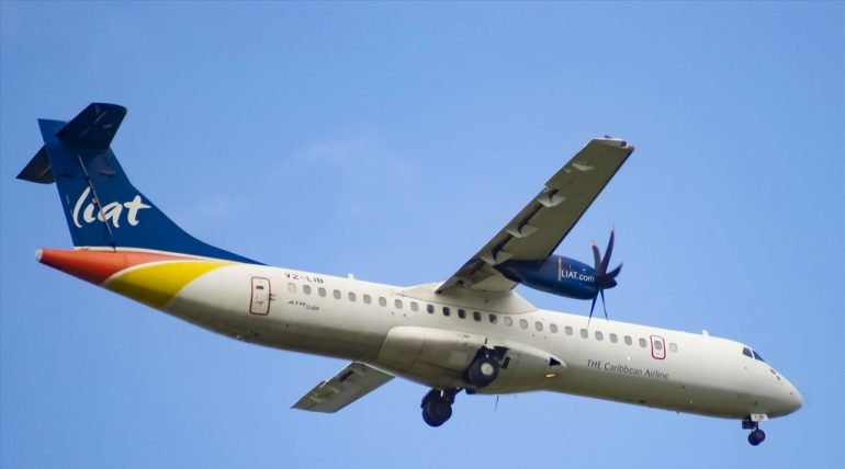 ATR72-600 LIAT V2-LIB
