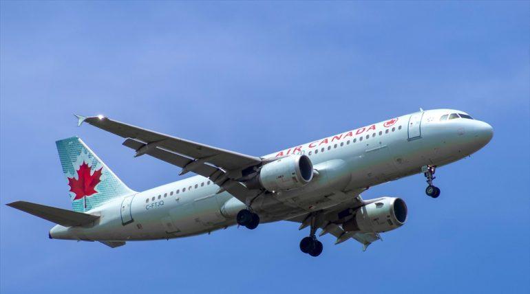 A320-200 Air Canada C-FTJQ