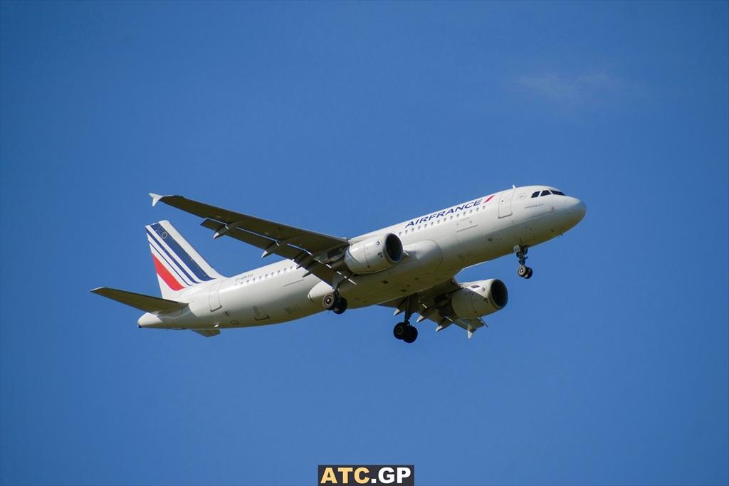 A320-200 Air France F-GKXU