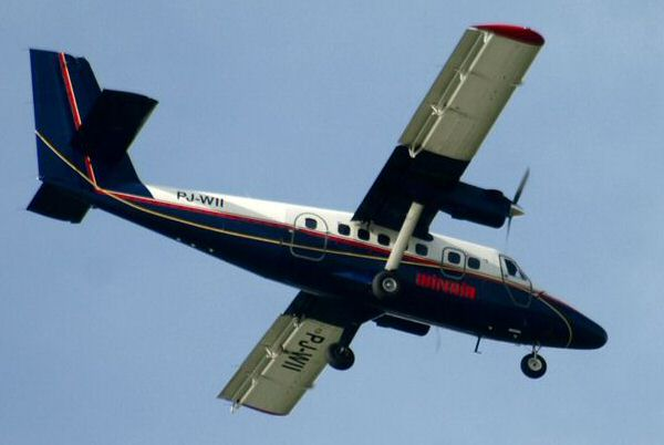 DHC-6-300 Winnair PJ-WII